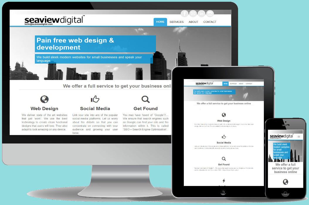 responsive design picture